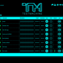 TestMachine freeware screenshot