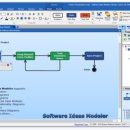 Software Ideas Modeler Portable freeware screenshot