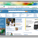 Ambient Color Firefox Theme freeware screenshot