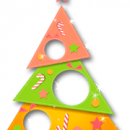 Paper Christmas Tree freeware screenshot