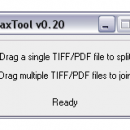 FaxTool freeware screenshot