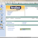 VersaCheck Presto freeware screenshot