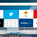 Yandex Browser freeware screenshot