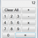 Romaco Calculator freeware screenshot