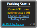 Parking Status freeware screenshot