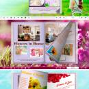 Classical Spring Theme Package freeware screenshot