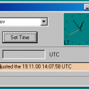 TimeSync freeware screenshot