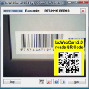 bcWebCam Read Barcodes with Web Cam freeware screenshot