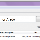 ARADO for Linux freeware screenshot