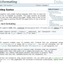 BitNami DokuWiki Stack for Linux freeware screenshot