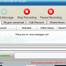 PrettyMay Call Recorder for Skype Basic freeware screenshot