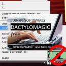 Dactylomagic freeware screenshot