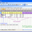 TraderXL for TD AMERITRADE freeware screenshot