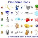 Free Game Icons freeware screenshot