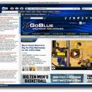 Michigan University Firefox Theme freeware screenshot