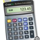CrossGL Surface Calculator freeware screenshot