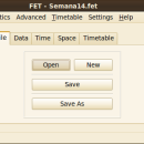 FET freeware screenshot