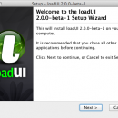 LoadUI for Mac freeware screenshot