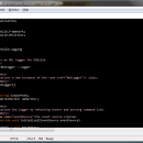 Programmer's Notepad freeware screenshot