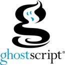 Ghostscript freeware screenshot