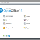 Portable OpenOffice.org freeware screenshot