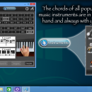 HandyChordsLite freeware screenshot