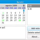 Agender freeware screenshot