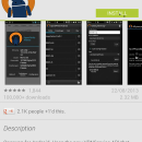 OpenVPN for Android freeware screenshot