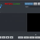 MediaCleaner freeware screenshot