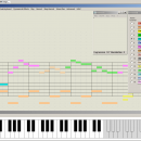 PianoRollComposer freeware screenshot