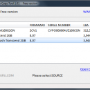 HDD Raw Copy Tool Portable freeware screenshot