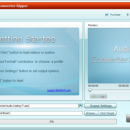 GiliSoft Audio Converter Ripper Free freeware screenshot