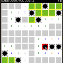 Minesweeper freeware screenshot