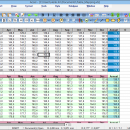 SSuite Accel Spreadsheet freeware screenshot