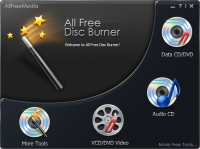 All Free Disc Burner 2.8.2