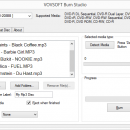 Burn Studio freeware screenshot