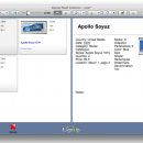 LignUp Stamps Multi Collector Free (Mac) freeware screenshot