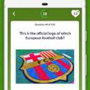 Football Quiz freeware screenshot