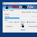 ThisIsMyFile freeware screenshot
