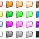 Folder Color Icon Set freeware screenshot
