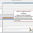 VMC Reader Portable freeware screenshot