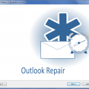 Outlook Repair freeware screenshot
