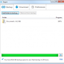 Degoo 100 GB Free Cloud Backup freeware screenshot