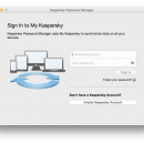Kaspersky Password Manager for Mac freeware screenshot