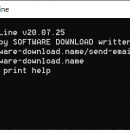 Send Email From Command Line freeware screenshot