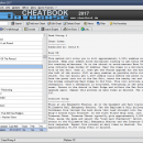 CheatBook DataBase 2017 freeware screenshot