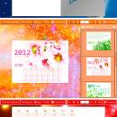Flip_Themes_Package_SingleSlide_Christmas freeware screenshot