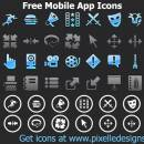 Free Mobile App Icons freeware screenshot