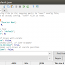 CudaText freeware screenshot