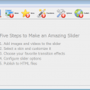 Amazing Slider freeware screenshot